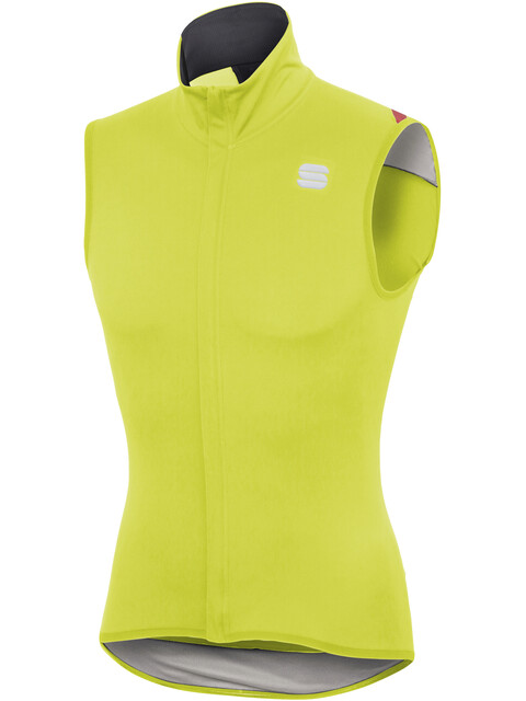 Sportful Fiandre Light NoRain Vest Men yellow fluo